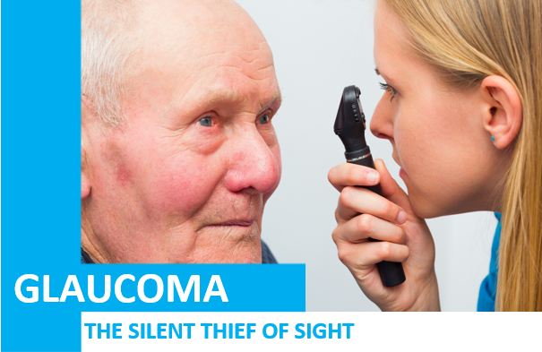 The Silent Thief of Sight – Open Angle Glaucoma