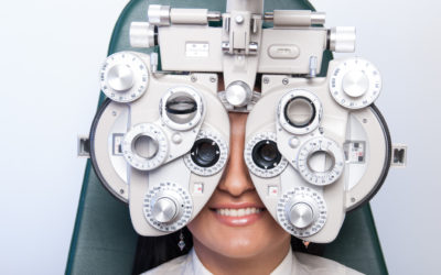 Routine Eye Exam Saves a Teenager's Life