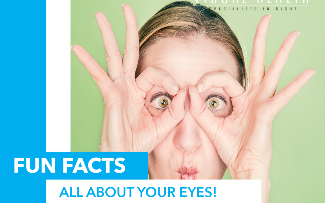 15 Eye Fun Facts